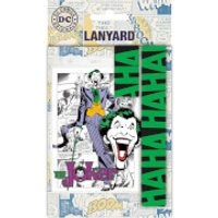 DC Comics The Joker Lanyard
