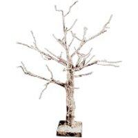 Christmas Workshop LED Sakura Tree with Snow 60cm - Warm White