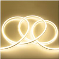 Global Gizmos LED Neon Flex Rope Light 5m - Warm White - Warm Gifts