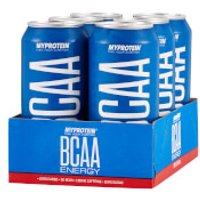 BCAA Energy - 6 x 440ml - Pack - Cherry Cola