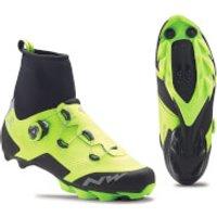 Northwave Raptor Artic MTB Winter Boots - Yellow - UK 9.5/EU 43 - Yellow