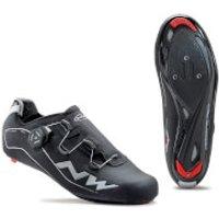 Northwave Flash Thinsulate Winter Shoes - Black - UK 7.5/EU 41 - Black