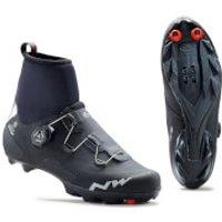 Northwave Raptor Artic MTB Winter Boots - Black - UK 8.5/EU 42 - Black