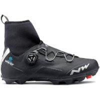 Northwave Raptor Arctic MTB Winter Boots - Black - EU 41 - Black
