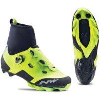Northwave Raptor MTB Winter Boots - Yellow - UK 7.5/EU 41 - Yellow