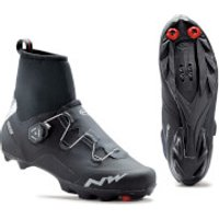Northwave Raptor MTB Winter Boots - Black - UK 8.5/EU 42 - Black
