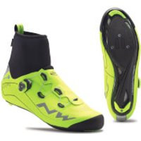 Northwave Flash Arctic Winter Boots - Yellow - UK 8.5/EU 42 - Yellow