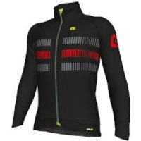 Ale PRR 2.0 Strada Jacket - Black/Red - XS - Black/Red