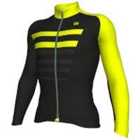 Al Piuma Jersey - Black/Yellow - L - Black/Yellow