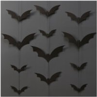 Ginger Ray Halloween Bat Backdrop - Trick or Treat - Halloween Gifts