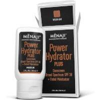 Menaji Power Hydrator PLUS Broad Spectrum Sunscreen SPF30 + Tinted Moisturiser 60ml - Medium