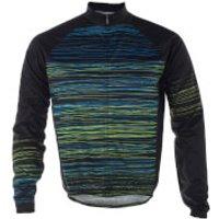 Primal Brink Heavyweight Jersey - Green/Blue - XS - Green/Blue