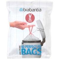 Brabantia PerfectFit Dispenser Pack V - 3 Litre (Pack of 60)