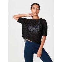Breeze T-Shirt - S - Black