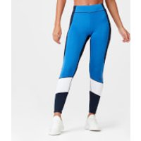 Ignite Leggings - S - Blue