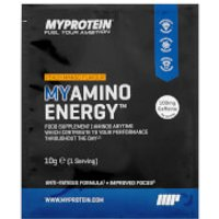 Myamino Energy (Sample) - 1sachets - Sachet - Peach Mango