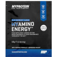 Myamino Energy (Sample) - 1sachets - Sachet - Blue Raspberry