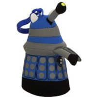 Dr Who Talking Plush Keychain - Dalek -Blue - Dr Who Gifts