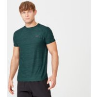 Myprotein Dry-Tech Infinity T-Shirt - Dark Green Marl - M - Dark Green Marl