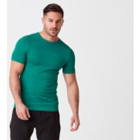 Sculpt Seamless T-Shirt - S - Green