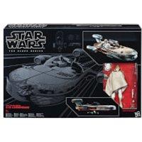 Hasbro Star Wars The Black Series: Luke Skywalkers X-34 Landspeeder