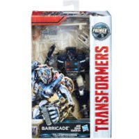 Transformers The Last Knight: Premier Edition Barricade Action Figure - Transformers Gifts
