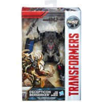 Transformers The Last Knight: Premier Edition Deception Beserker Action Figure - Transformers Gifts