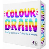 Colour Brain Family Quiz Game - Quiz Gifts