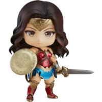 Wonder Woman Movie Nendoroid Action Figure - Wonder Woman Hero's Edition (10cm) - Wonder Woman Gifts