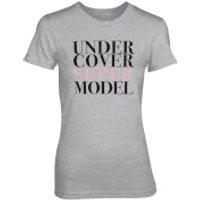 Under Cover Super Model Women's Grey T-Shirt - L - Grey