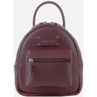 grafea-women-mini-zippy-backpack-burgundy