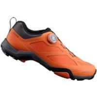 Shimano MT7 MTB Shoes - Orange - UK 5/EU 39 - Orange