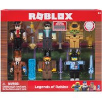 ROBLOX Legends of ROBLOX 6 Pack Figures