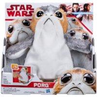 Hasbro Star Wars: Episode VIII The Last Jedi Interactive Plush Figure - Porg