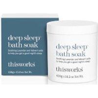 this works Deep Sleep Bath Soak 450g