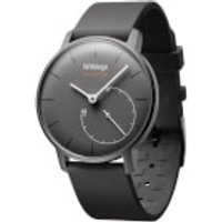 Withings Activite Pop Activity & Sleep Tracking Water Resistant Watch - Shark Grey - Activity Gifts