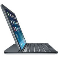 Logitech Ultrathin Magnetic Clip-On Keyboard Cover For iPad Mini with Retina Display - Ipad Gifts