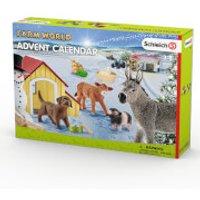 Schleich Advent Calendar 2017 - Farm Life - Schleich Gifts