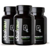 Probiotic - Natural Gut Support - 3 Bottles (90 Servings)