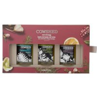 Cowshed Reviving Bath and Body Oil Trio (Worth 21)