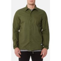 Penfield Men's Blackstone Cotton Ripstop Shirt - Olive - S - Green
