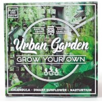 Grown Your Own Urban Garden - Grow Your Own Gifts