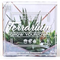 Grown Your Own Terrarium - Grow Your Own Gifts