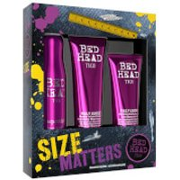 TIGI Bed Head Size Matters Gift Pack (Worth 43.40)