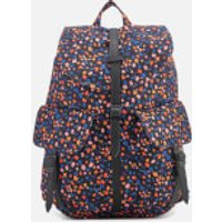 Herschel Supply Co. Mens Dawson Xtra Small Backpack - Black Mini Floral