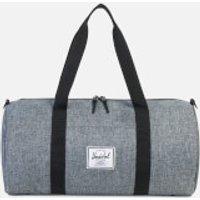 Herschel Supply Co. Mens Sutton Mid Volume Duffle Bag - Raven Crosshatch
