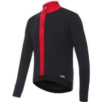 Santini Origine Winter Long Sleeve Jersey - Red - S - Red