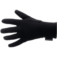 Santini Jess Winter Windproof Gloves - Black - XL - Black
