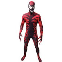 Morphsuit Adults' Marvel Carnage - Red - L - Red