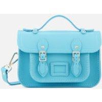 The Cambridge Satchel Company Womens Mini Satchel - Neon Blue